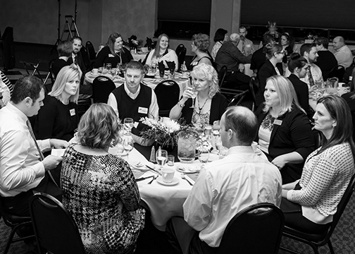 Awards Banquet Fox West Chamber